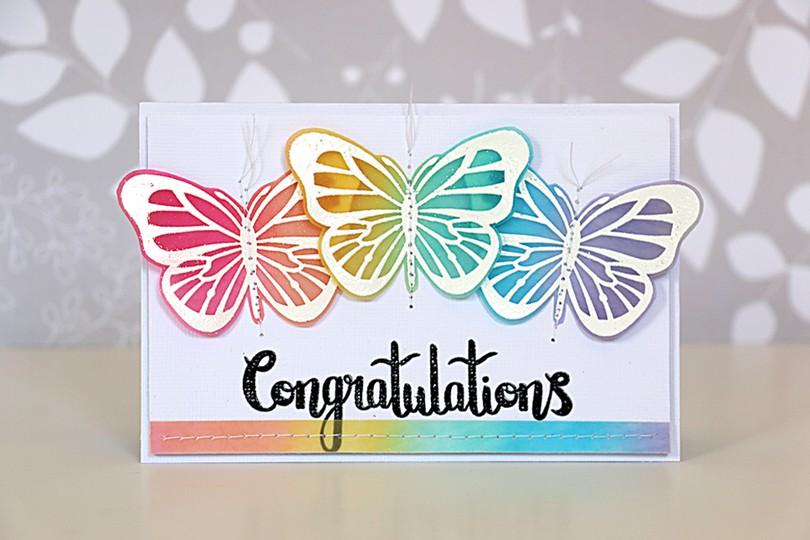 Congratulations by natalie elphinstone original