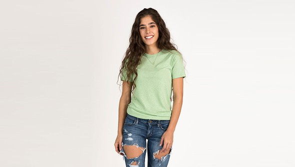 Basic unisexcrewwomen green slider2 original