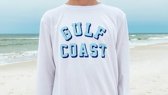 152373 gulf coast long sleeve sun shirt kids white slider3 original