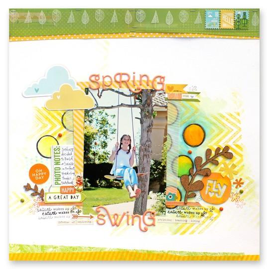 Spring swing final