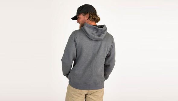 Basic fullzipsweatshirtmen gray slider3 original