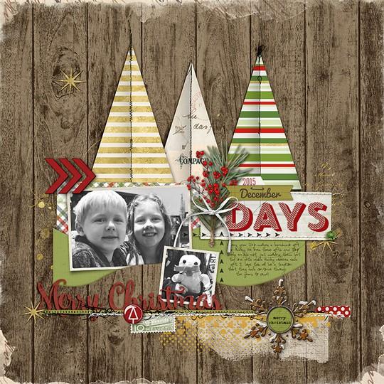 December days original