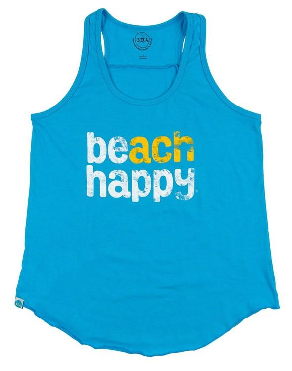 108582 beach happy tank top 30a blue women slider 2 original
