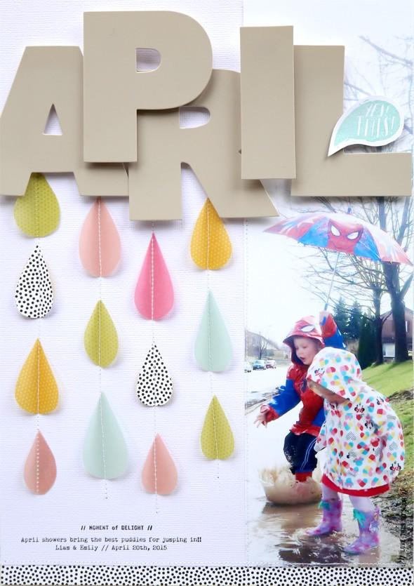 Pam baldwin   alfresco   april showers original