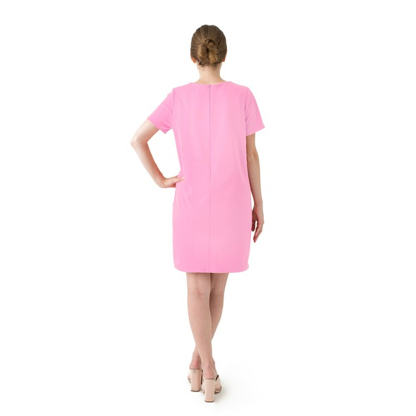 Pink dress product listing backnew original
