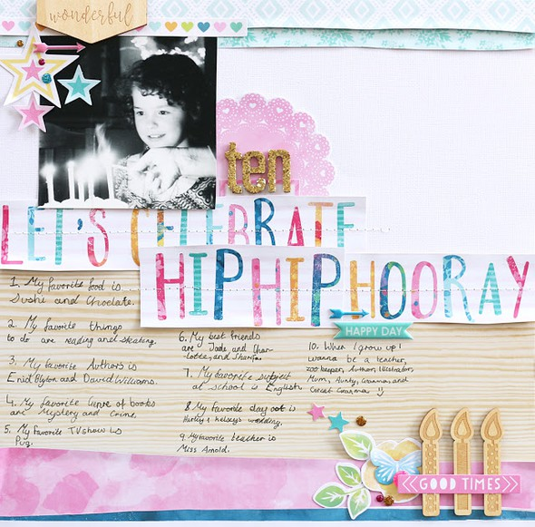 Hip hip hooray by natalie elphinstone original