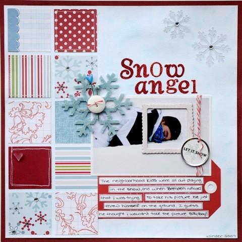 Snow angel 1   resized