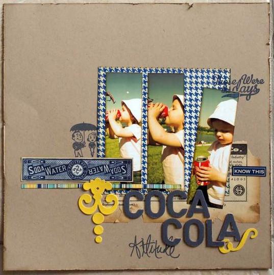 Coca cola attitude