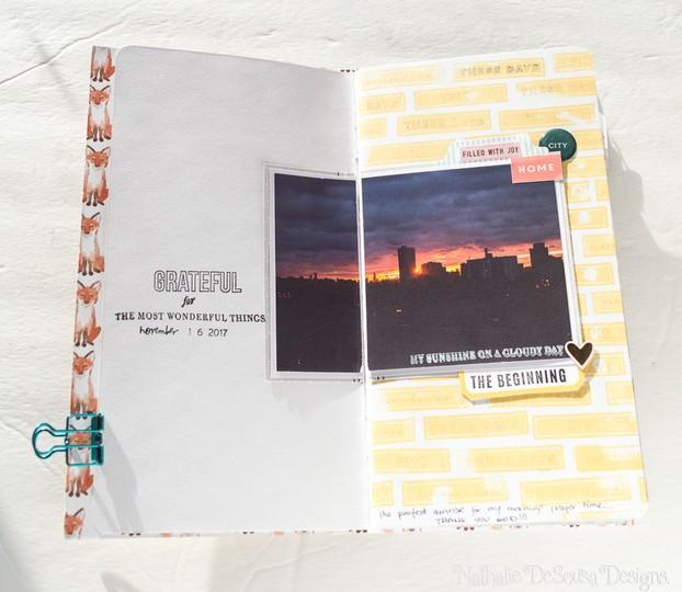My gratitude journal  16 original