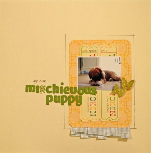 Puppy 600x600