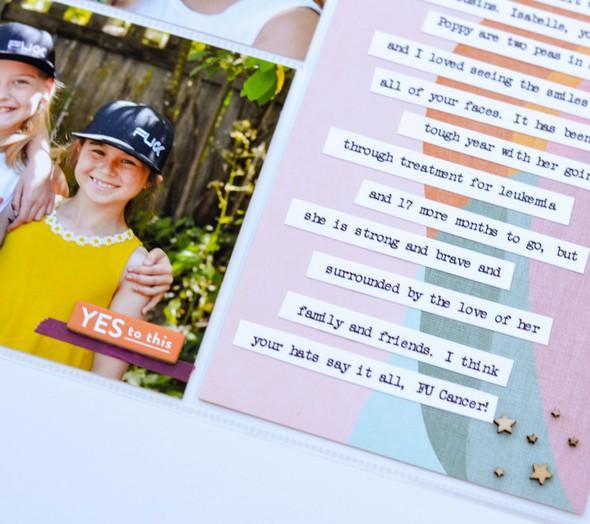 Follow the rainbow close up jenn picard original