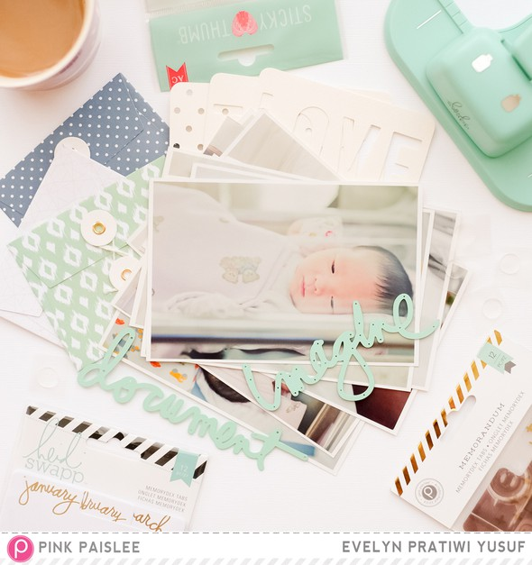 New born memorydex cover by evelynpy original