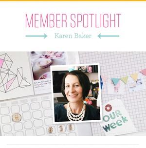 Member spotlight karen blog