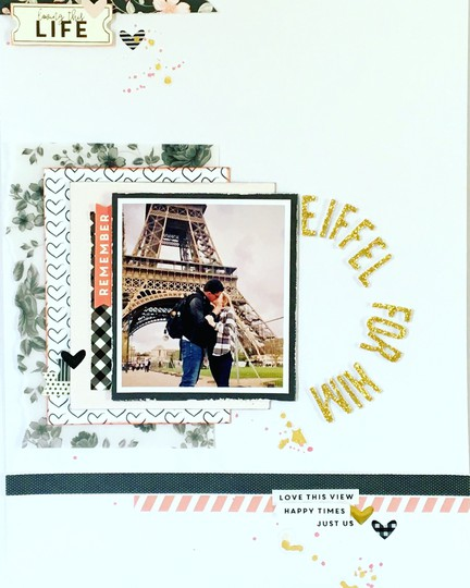 Eiffel for him original