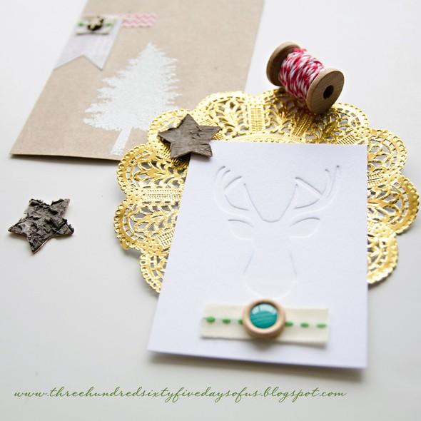Itsmeamanda christmascards detail4