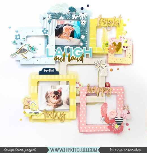 Hkc zinia watercolorframes 1 original