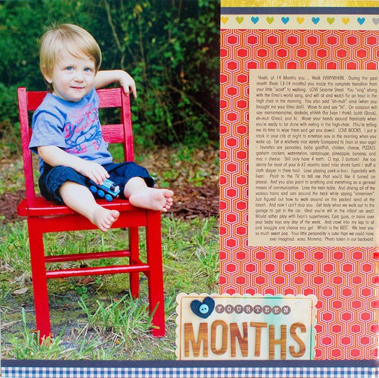 3   fourteen months