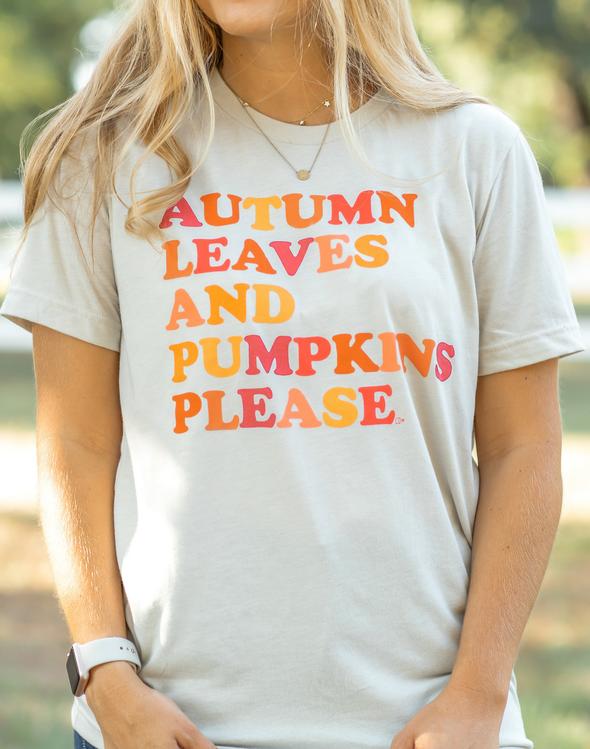 94718 autumnleavesandpumpkinpleaseteedust slider2 original