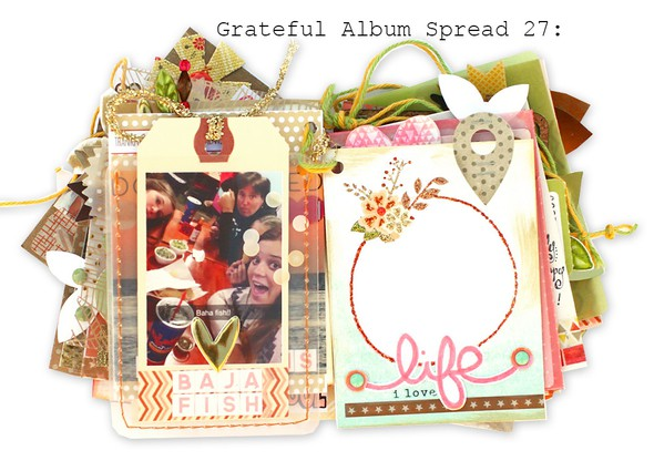 Grateful album spread 27