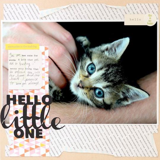 Side 409   hello little one