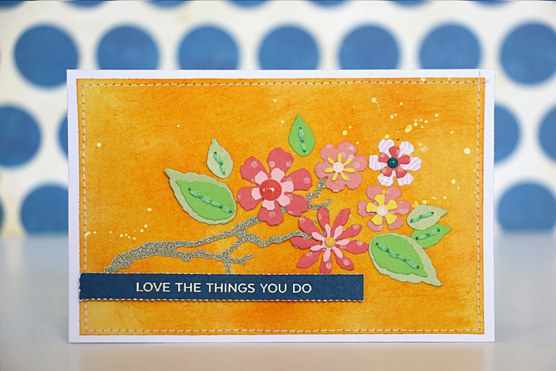 Love the things you do by natalie elphinstone original