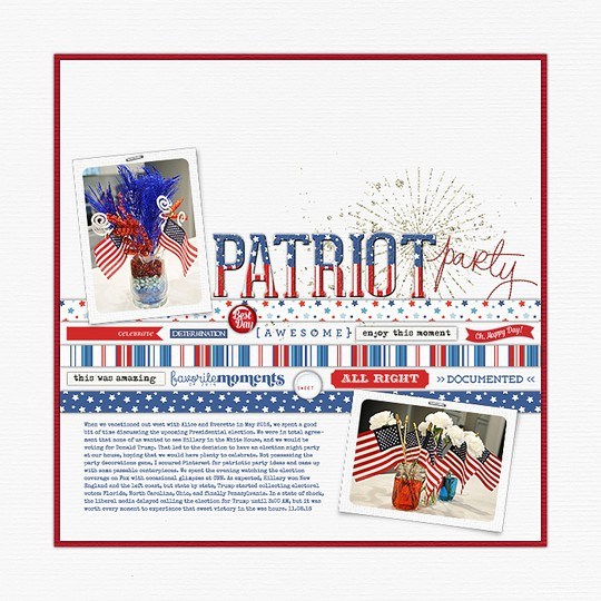 Patriotparty original