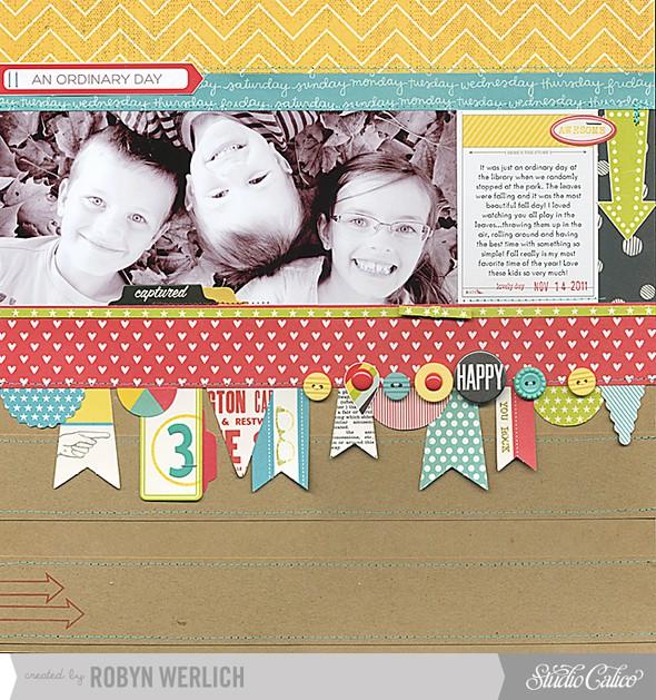 Happy 3 layout