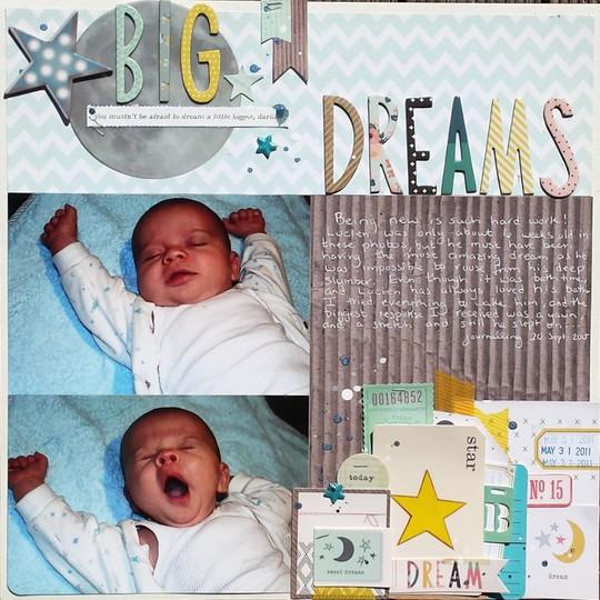 Big dreams original