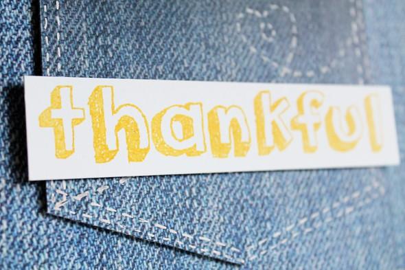 Chickaniddy crafts carson riutta thankful closeup