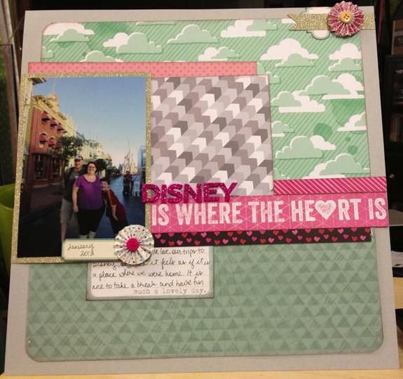 Disney where heart is