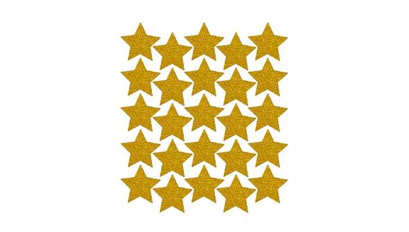 106347 glittergoldstarstickers slider original