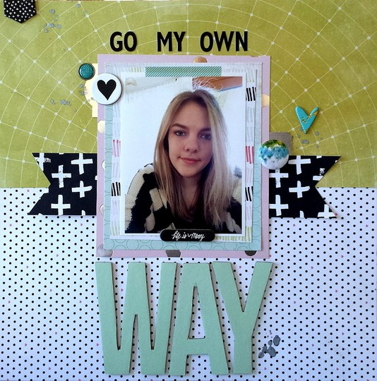 Go my own way ver 2 original