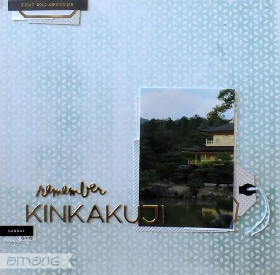 79 einfach amarie   kinkakuji original