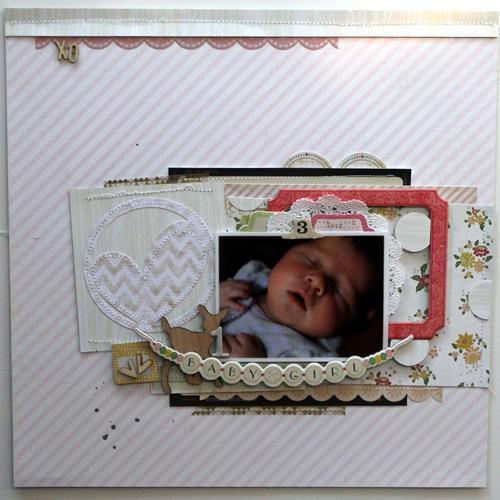 Baby girlmelb