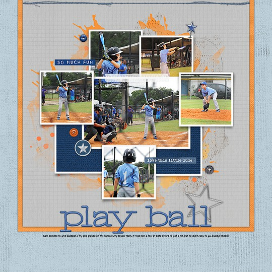 Playball original