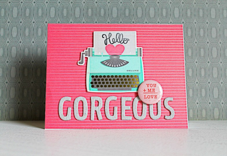 Hello gorgeous