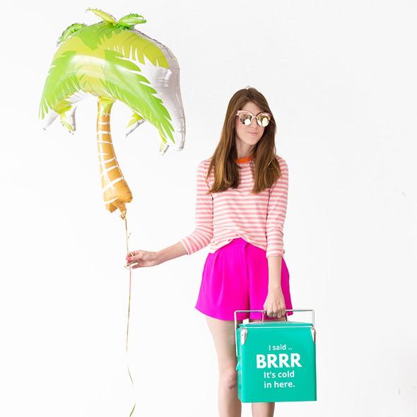 Sdiy shop balloons hover palmtree original
