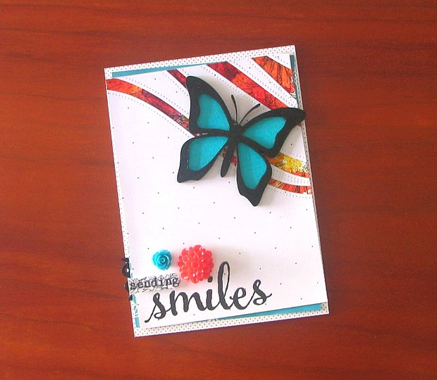 Sending smiles original