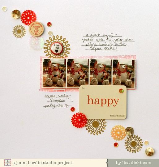 Happy(polarbear)