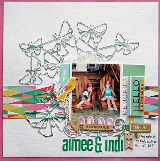 Aimee and indi original
