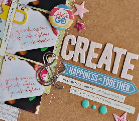 Create closeup