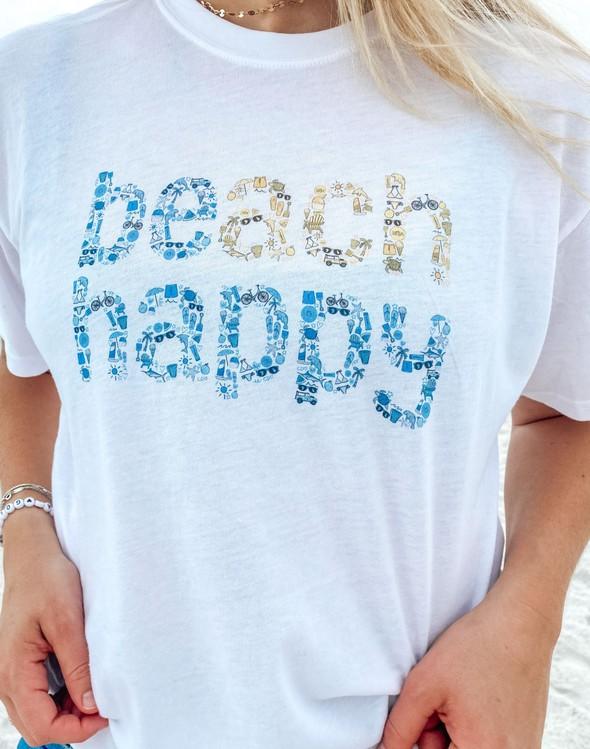 164647 beachhappybycalliedanielleshortsleevewwomenwhite slider4 original