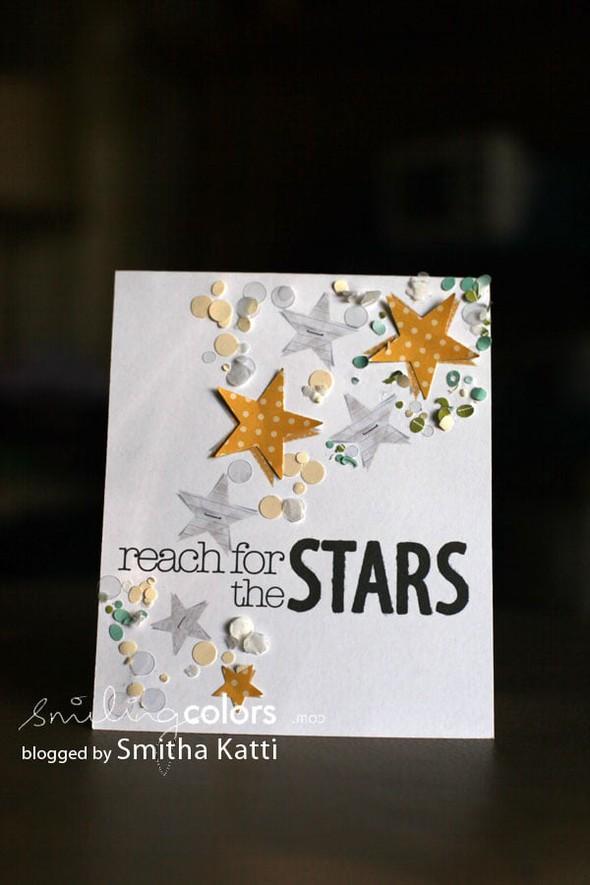 Stars confetti web