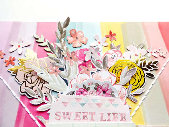 Boaf   sweet life detail 1 by paige evans original