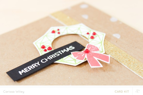 Wreath card banners (3 of 6)
