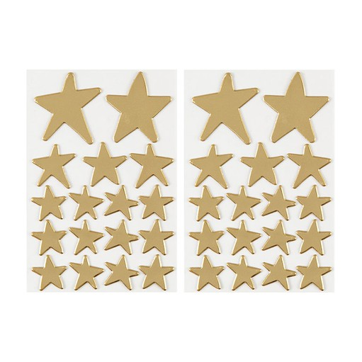 Picture of December Daily® Star Puffy Stickers
