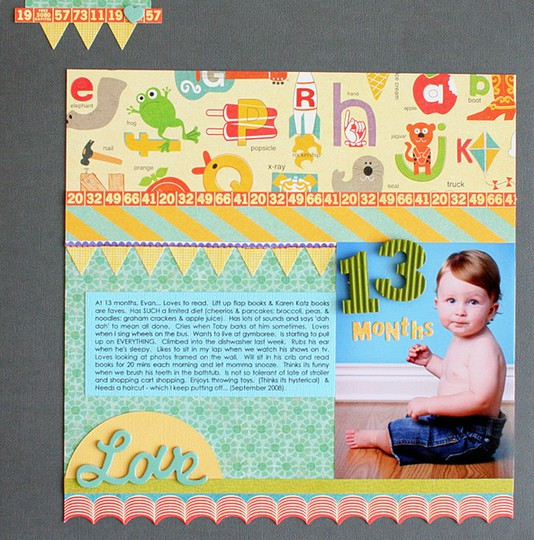13 months   april kit   susan weinroth