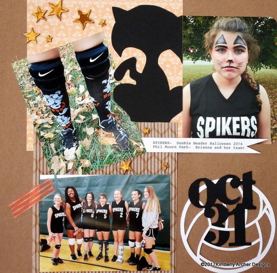 Spikers oct 31 original