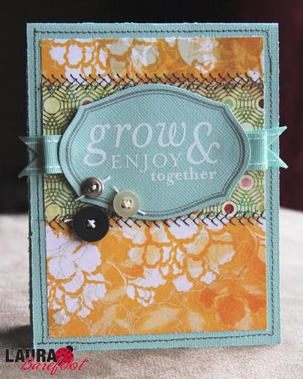 Grow   enjoy together logo