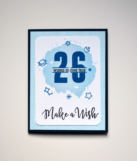 Make a wish 26 card original